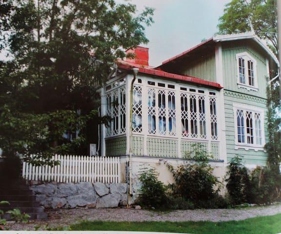 Seaside Villa  Swedish Archipelago - Haninge Municipality - Villa