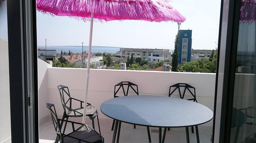 Apartment Gajac - Pag near Zrce - Novalja