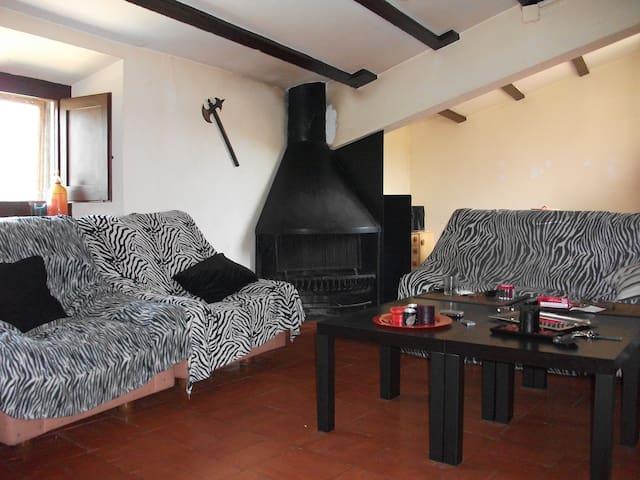 Penedes house - St Martí Sarroca - House