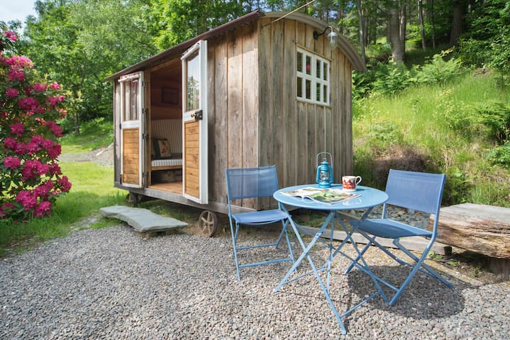 Cute Lake District Shepherd's Hut - Keswick - Barraca