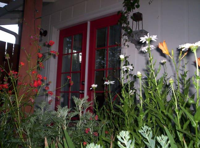 """"""" sweet LITTLE garden studio """" - Talent - Hus"""