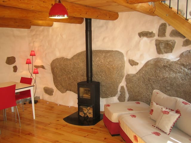 House of 1755, Auvergne - Charraix - Bed & Breakfast