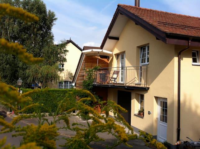 Newly renovated & luxurious cottage - Buchillon