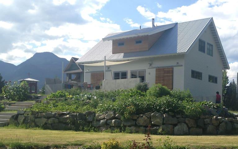 Private suite in Modern Farmhouse - 潘伯頓(Pemberton)