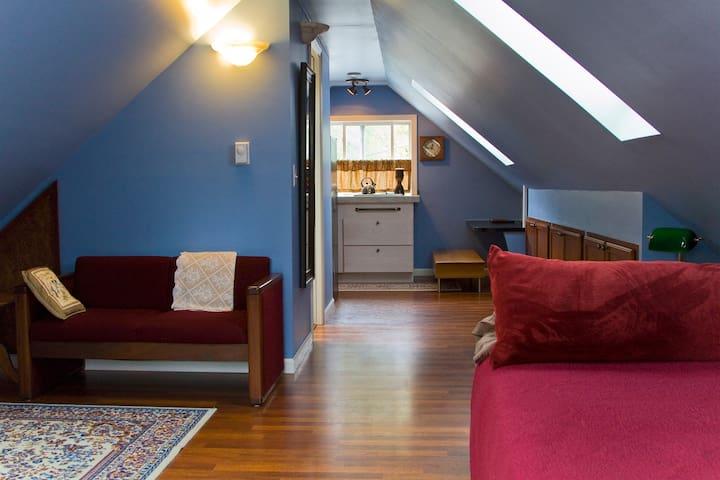 Private Studio Coachhouse - Оук Парк - Квартира