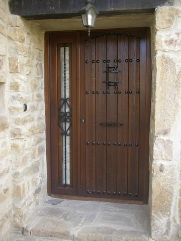 Charming country house, 42172 Oncala (Soria) Spain - Oncala - Huis