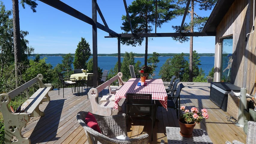 House in Stockholms archipelago - Sorunda