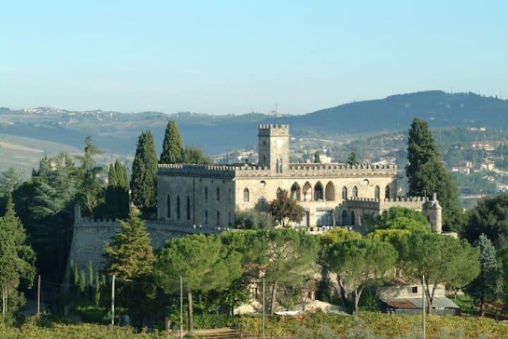 Castello di Badia - La Limonaia - Поггибонси - Квартира