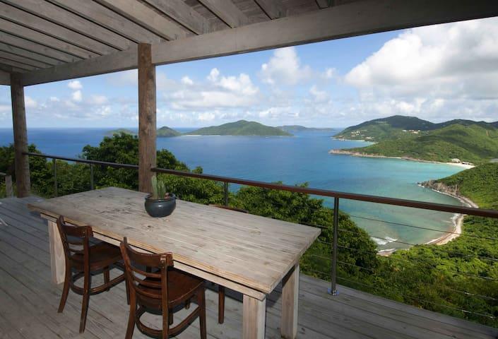 Private Villa, HotTub,Amazing Views - Tortola