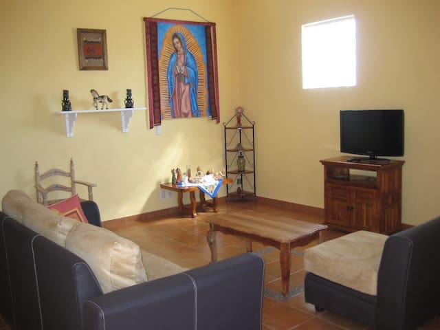 Casa Tonantzin in Teotihuacan - San Sebastian Xolalpa, Teotihuacan - Lägenhet