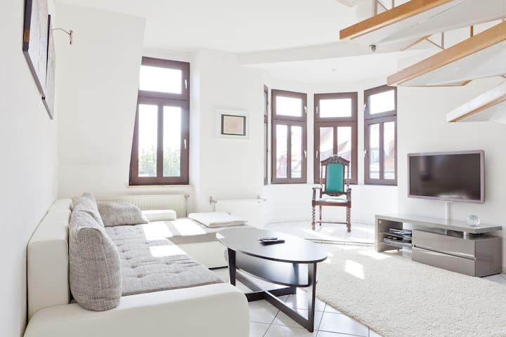130 m² Maize sonnet centr.Nuremberg - Nuremberg - Apartemen