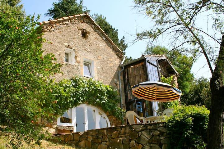 La Bergerie gite at Les Horts - Saint-Julien - Haus