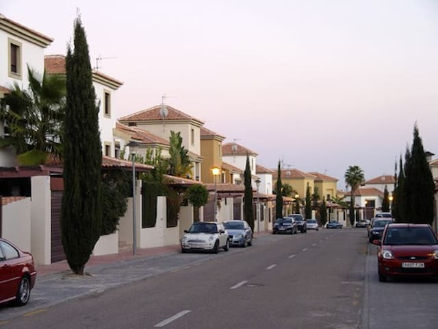 Great Town House - H. Verde Golf - Guillena - Huis