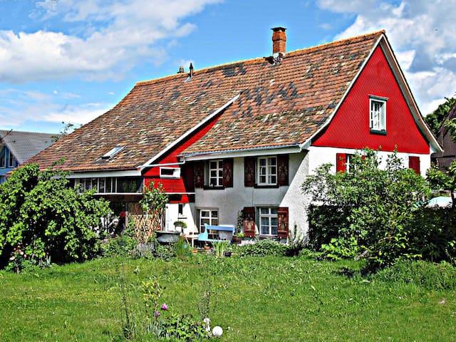 "Gästehaus ""BLISS"" - Kesswil - Hus"