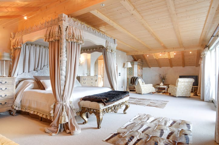 Amazing House in Alps Hiking Skiing - Laion - Maison