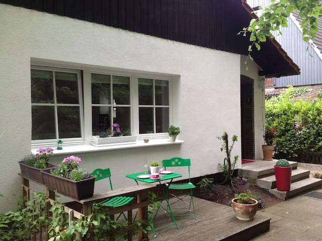 New! Nice apartment in Hamburg - Hamburg - Leilighet