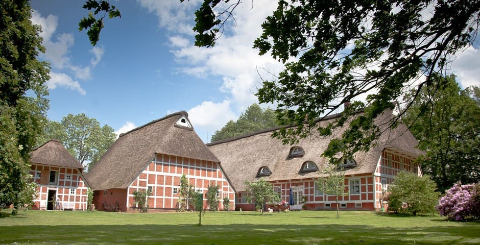 Landscapes and luxury - Oederquart - Hus