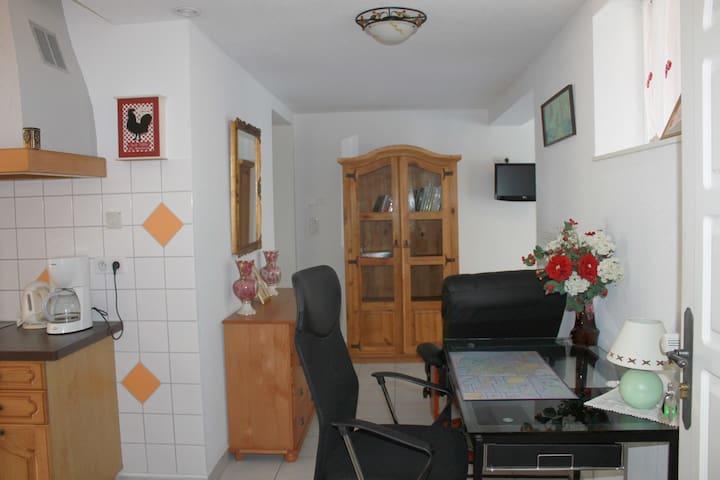 locations appartements - Plombières-les-Bains - Daire