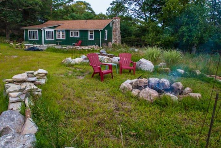 Clean, Serene room in 2BD Home - Pine Bush - Huis