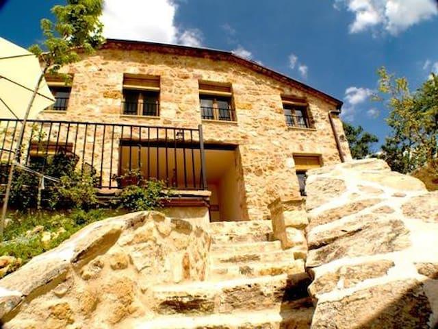 Casas rurales provincia de Segovia - Torreiglesias - Hus