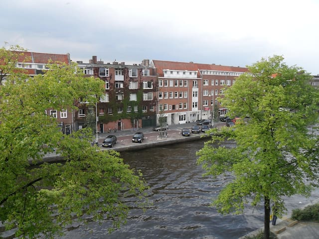 2p. Studio w. pr. Balcony, Bath, Shower & Toilet - Амстердам - Лофт