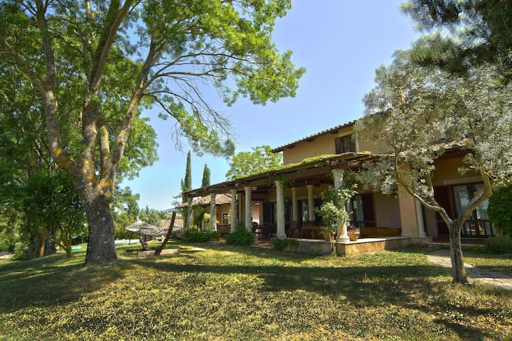 Villa il Turchetto - Saturnia - Manciano - Villa