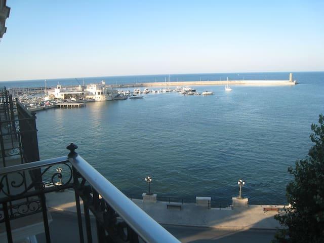 Room with sea view - Bari - Apartmen