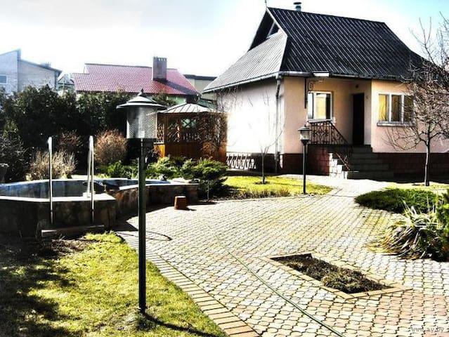 Small House - Hrodna - Rumah