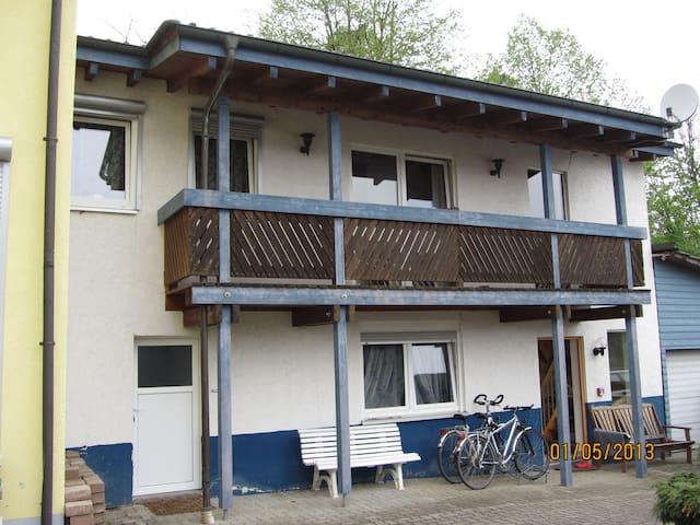 möbliertes Apartment am Wald 55m2 - Stutensee - Casa