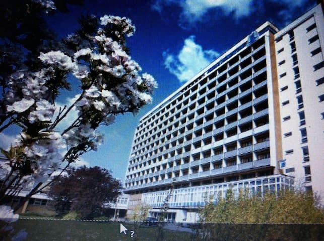 Opposite of SPA Lazne Darkov - Karvina - Apartemen