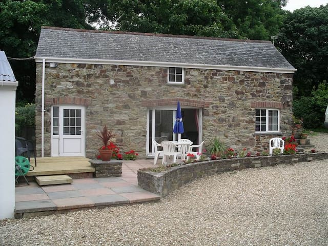Charming detached Stone Cottage  - Newquay - Casa
