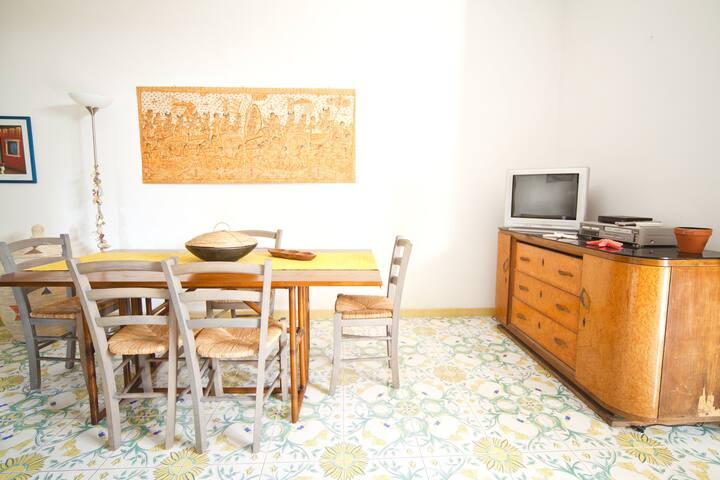 Casa in villino familiare a Bacoli - Bacoli - Apartemen