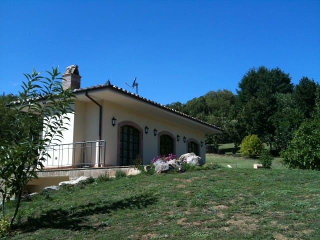 Wonderful cottage near Rome - Vallerano - Haus