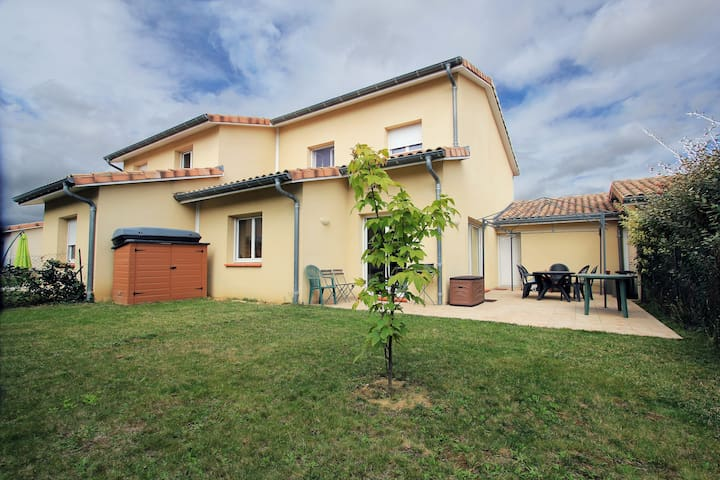 location chambre proche Toulouse - Saint-Jory - Huis