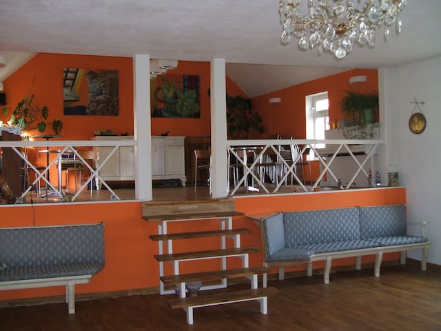 seminar house 1788, yoga & ballroom - Bechtolsheim - Muu