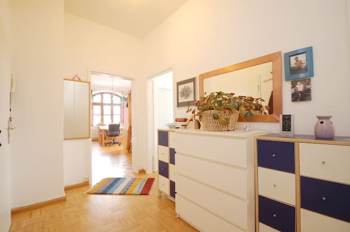 Cozy Loft near Munich City - Munich - Departamento