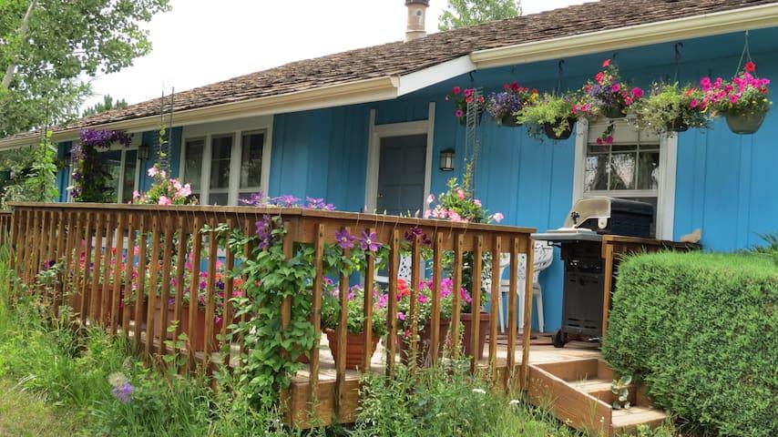 Evergreen mountain home near Denver - Evergreen - Rumah