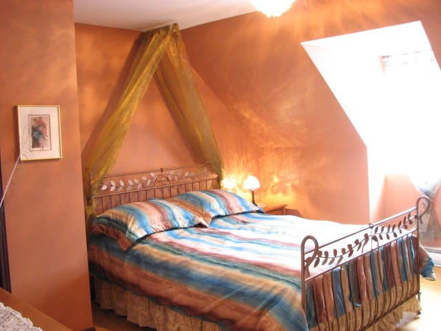 La Maison Denis - Saint-Ubalde - Bed & Breakfast