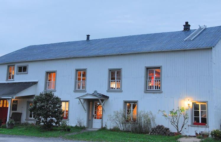 Barn Sweet Barn - Saint-Jean-de-l'Île-d'Orléans - Alpehytte