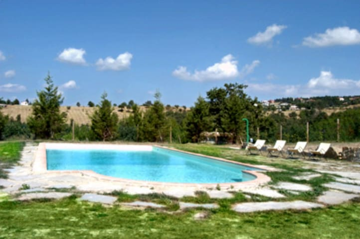 country house with pool, Perugia - Perusa - Casa