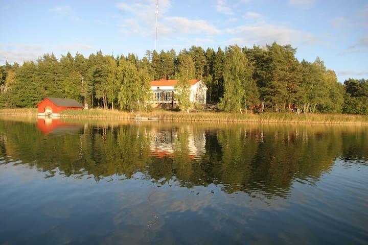 VILLA REUTER  50m2 at seashore - Parainen - Appartement