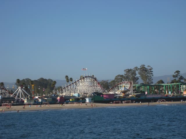 Charming Studio Close to Beach - Santa Cruz - Byt