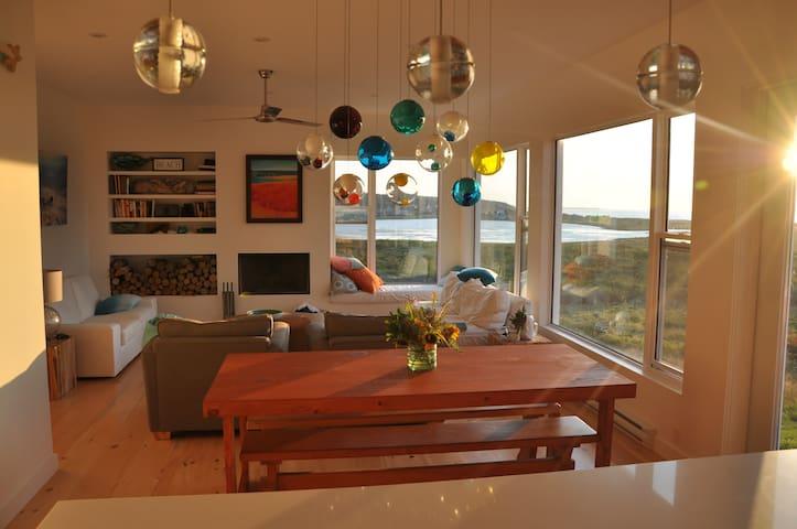Modern Nova Scotia South Shore - Rose Bay - Cabaña