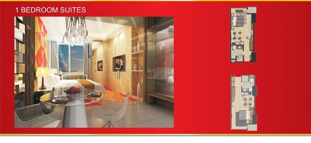 Apartemen setara bintang 5 - Cikande - Departamento