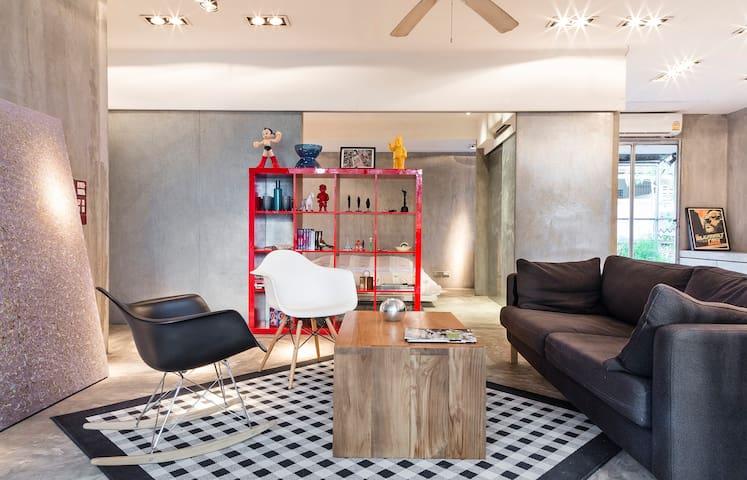 Designer Loft Bangkok Silom - Bangkok - Byt