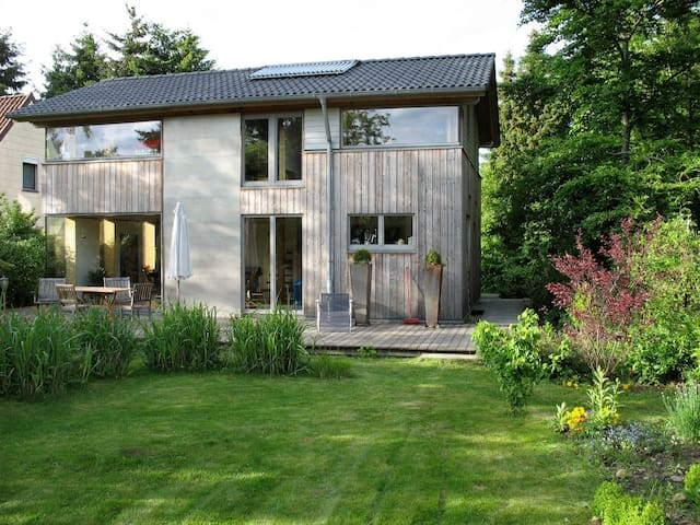 Haus am Park - Lüneburger Heide - Bispingen - Дом