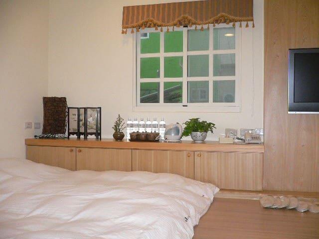 LKBNB  #301竹之蟬和風六人房 - Lugang Township