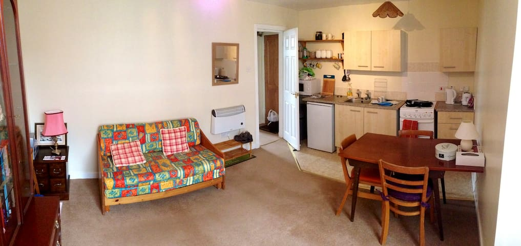 charming flat in town centre - Rothesay, Isle of Bute - Appartement