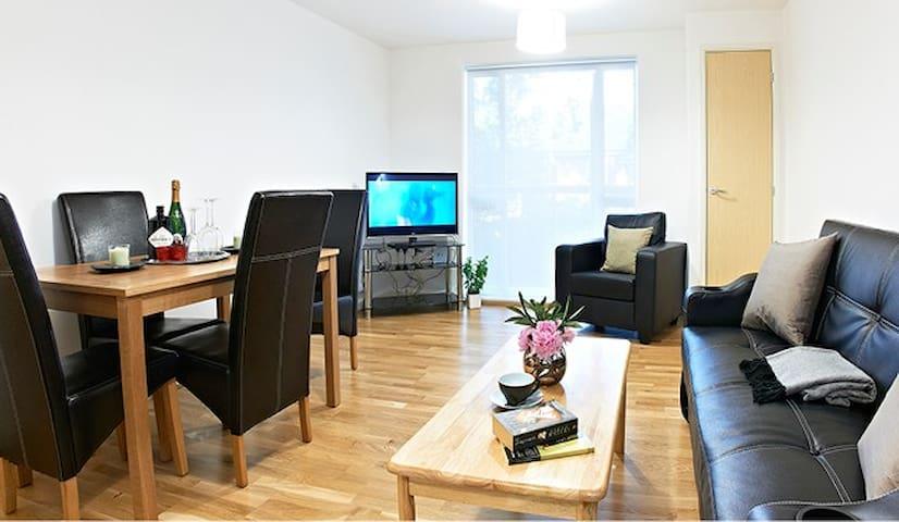 Borehamwood -  Luxury 2 bed 2 bath apartment - Borehamwood - Daire