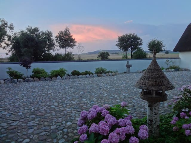 Romantic and outstanding farm house - Borre - House